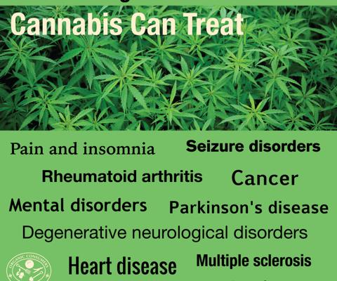 A Few Illnesses Marijuana Can Help Treat