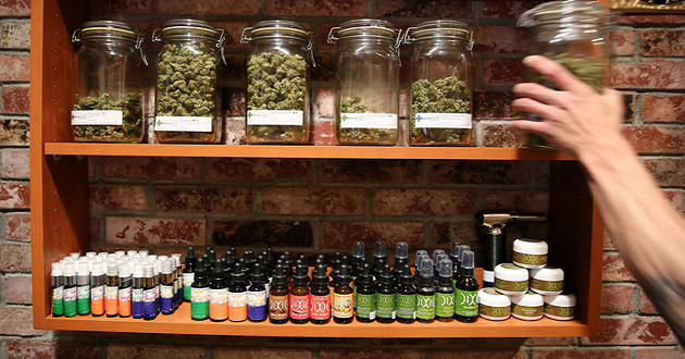 Massachusetts's First Dispensary Opening This Month