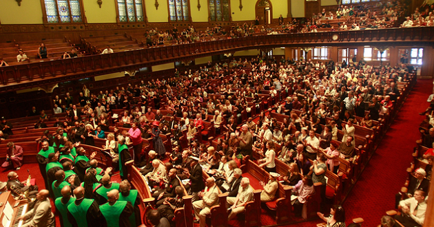 A Group of 600 Churches Wants to End War on Drugs