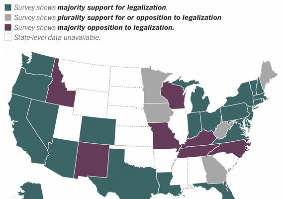 Marijuana Legalization Throughout the Nation