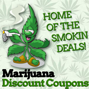 MARIJUANA DISCOUNT COUPONS  IS A SITE FOR CONSUMERS SUPPLIERS TO POST THEIR DISCOUNT COUPONS FREE.