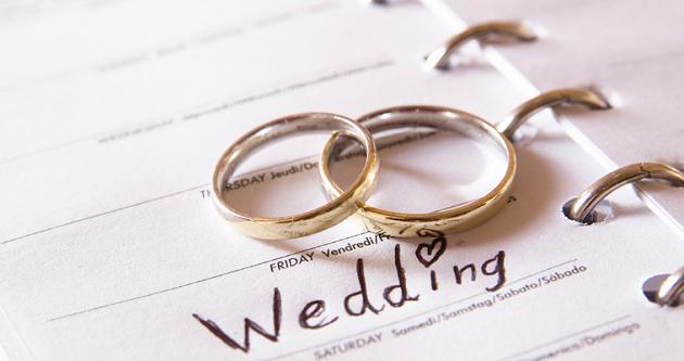 Oregon Couple's Wedding Provided Open Marijuana Bar