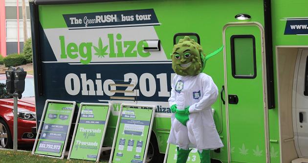 Ohio Voting on Marijuana Legalization Tomorrow