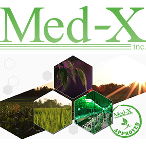MED-X, INC. LAUNCHES CANNABIS INDUSTRY'S FIRST REGULATION A+ EQUITY CROWDFUNDING CAMPAIGN