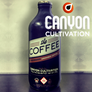 Canyon Cultivation Launches The Original Cannabis Coffee
