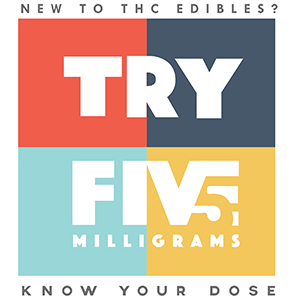 "Oregon Edible Makers Launch ""Try 5"" Public Education Campaign"