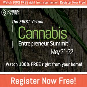 Green Flower Media Announcing The 100% FREE Virtual Cannabis Entrepreneur Summit May 21-22