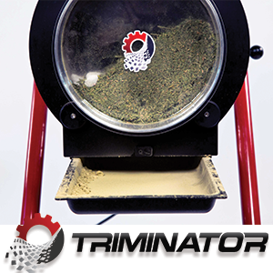 Triminator Enters the Kief Extraction Market