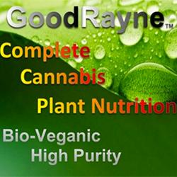 Introducing a high purity Veganic Cannabis grow system