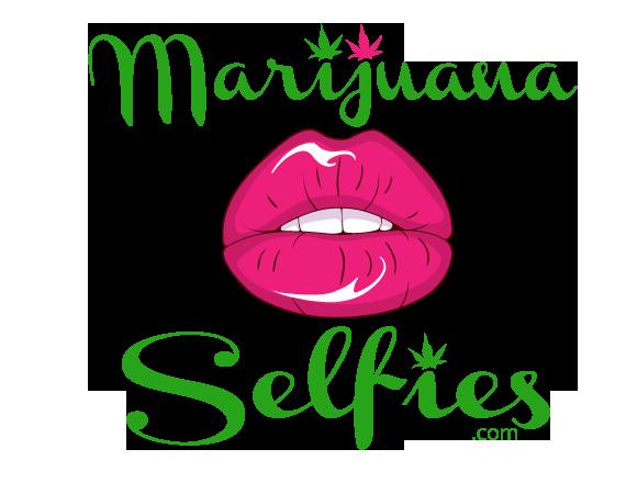 Marijuana Selfie