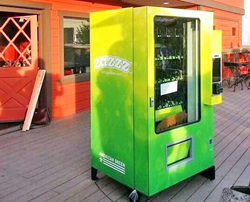 Nation's First Identity-Verifying Marijuana Vending Machine Makes Debut in Colorado, Amid Minor Setbacks