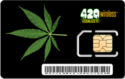 First Pro-Marijuana Wireless Phone Service Joins In Fight To Legalize Marijuana