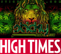 High Times Partners with StickyStash™ on Apparel Licensing Deal