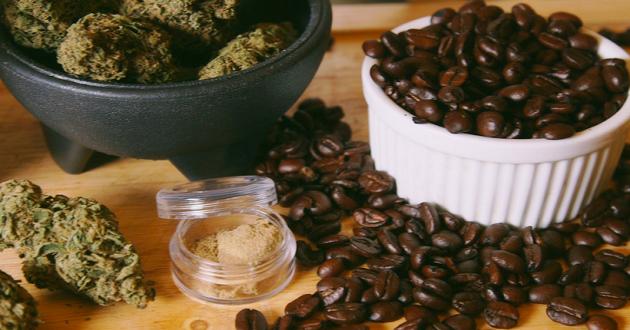 Study Finds Caffeine Makes Marijuana More Enjoyable