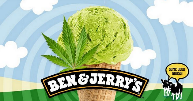 Ben & Jerry's Marijuana-Infused Ice Cream a Possibility