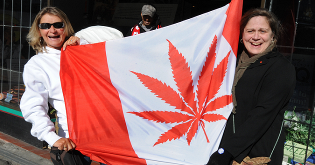 Canadian Court Legalizes All Forms of Medical Marijuana