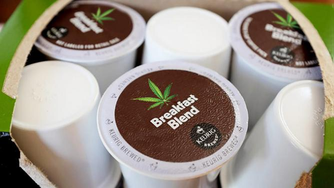 Marijuana-Infused K-Cups Now at Seattle Dispensaries