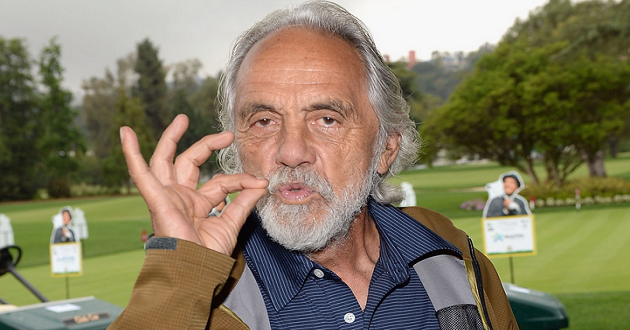 Actor Tommy Chong Diagnosed with Rectal Cancer
