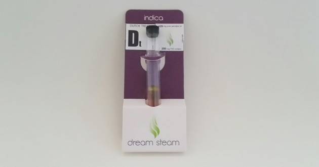 Dream Stream Oil Cartridge – Indica