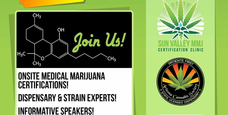 The AZ Medical Marijuana Expo – Aug 22