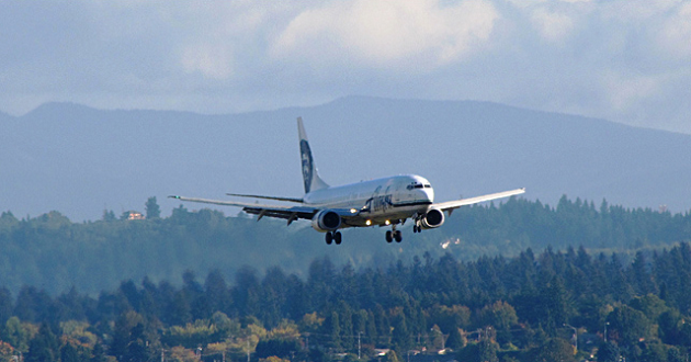 In-State Oregon Flights to Allow Marijuana Possession