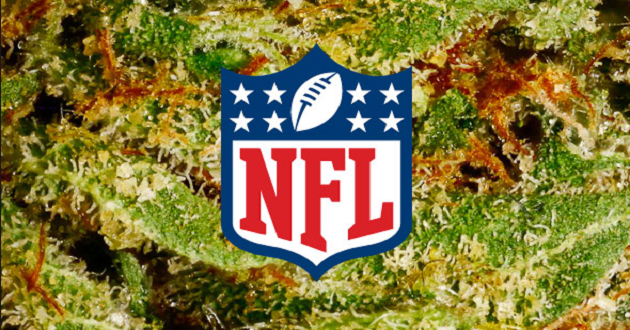 Report Reveals Marijuana Use Commonplace in NFL