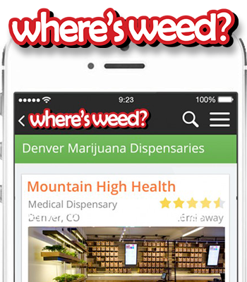 Where's Weed launches breakthrough marijuana pre-ordering service with new apps
