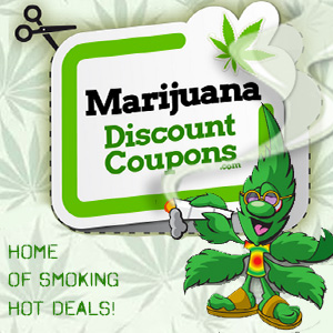 MARIJUANA DISCOUNT COUPONS LAUNCHES NEW FREE SITE FOR CONSUMERS AND SUPPLIERS
