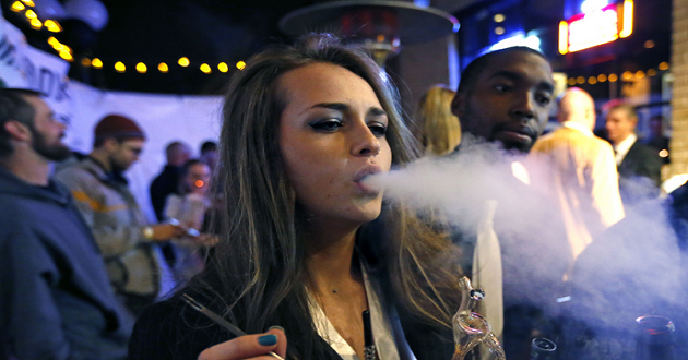 Denver Petition Would Allow Public Marijuana Consumption