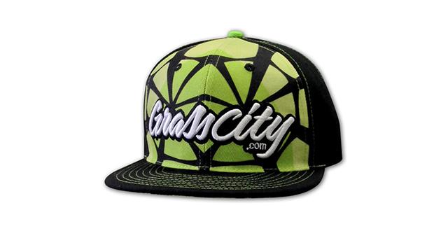 The Grasscity Hat