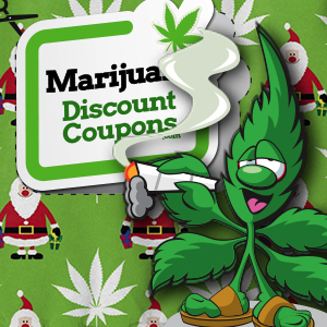 MARIJUANA DISCOUNT COUPONS  OFFERS FREE LISTINGS FOR BUSINESSES WITH CHRISTMAS SPECIALS.