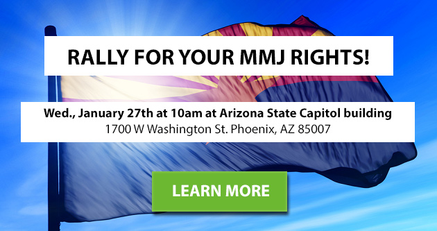 Rally for Your MMJ Rights!