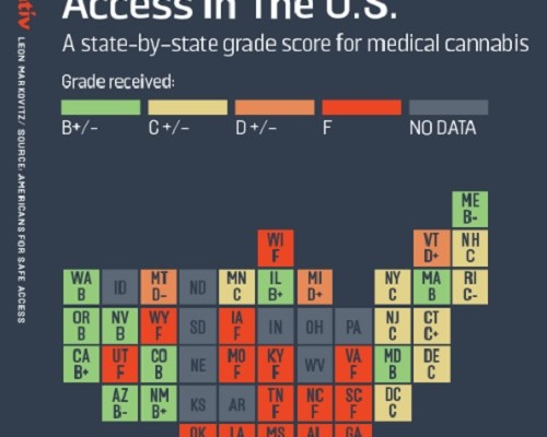 Medical Marijuana Access in the U.S.