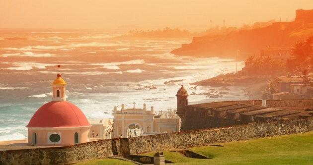 Puerto Rico Announces It's Starting a Medical Marijuana Program