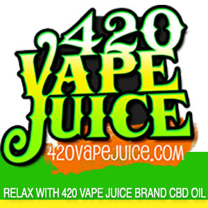 420 Vape Juice.com Announces Powerful New 100 MG CBD Vape Juice