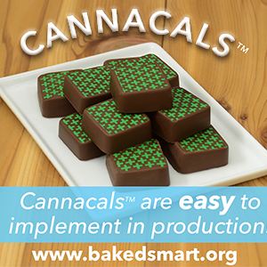 BAKED SMART'S CANNACALS™, THE FIRST EDIBLE SAFETY DECAL, LAUNCHES WITH SCONED – TOFFEE IN PORTLAND, OR.