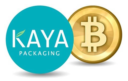 KAYA PACKAGING NOW ACCEPTS BITCOIN