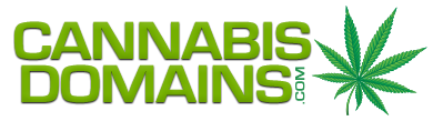 CANNABIS DOMAINS, LLC LAUNCHES NEW DOMAIN WEBSITE