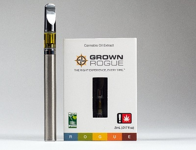 Grown Rogue Introduces CO2 Cartridges, Featuring a Full Spectrum of Cannabinoids and Terpenes