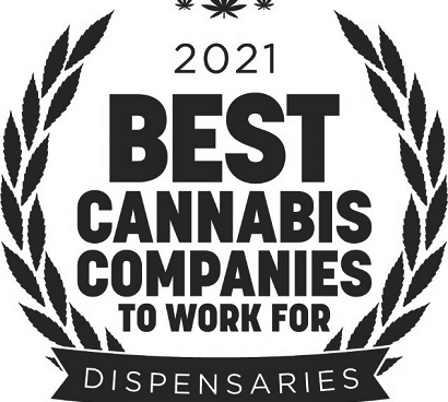 HPC PORT HUENEME DISPENSARY NAMED ONE OF TOP 2021 BEST CANNABIS COMPANIES TO WORK FOR BY CANNABIS DISPENSARY MAGAZINE