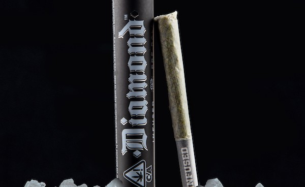 Heaviest hitting pre-roll on the planet just hit the streets in California